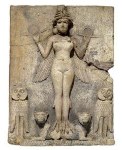 diosa babilonia